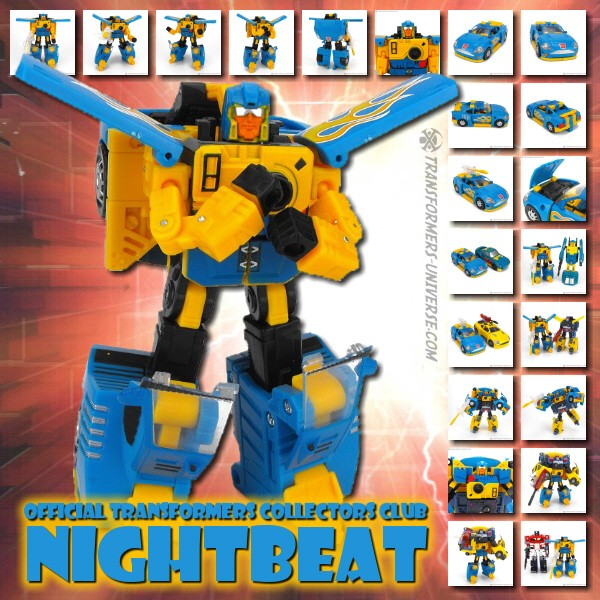 Jouets Transformers exclusifs: Collectors Club | TFSS - TF Subscription Service OTTCNightbeat_Map