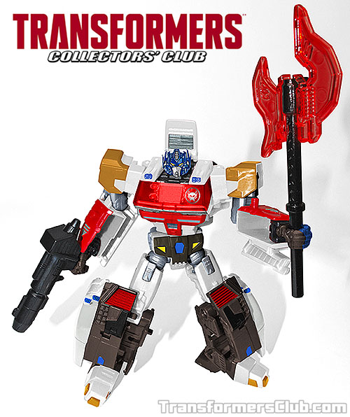Jouets Transformers exclusifs: Collectors Club | TFSS - TF Subscription Service - Page 10 LioconvoyBOT