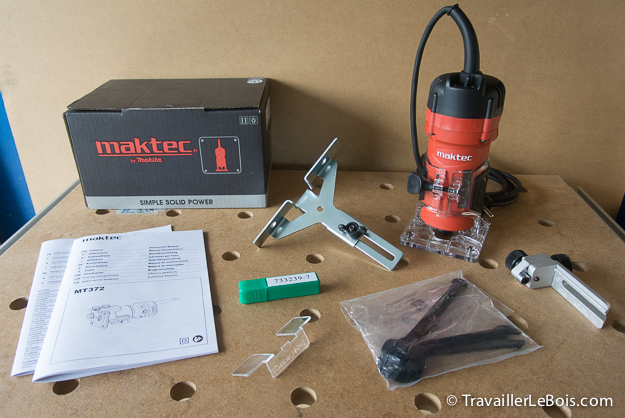 Affleureuse Maktec MT372 (by Makita) Affleureuse-maktec_MT372_makita-5