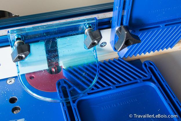 Premiers essais avec une défonceuse sous table Table-kreg-defonceuse-triton-80