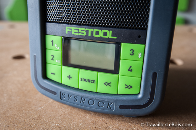 La radio de chantier Festool SYSROCK BR 10 Festool_sysrock_br_10-15