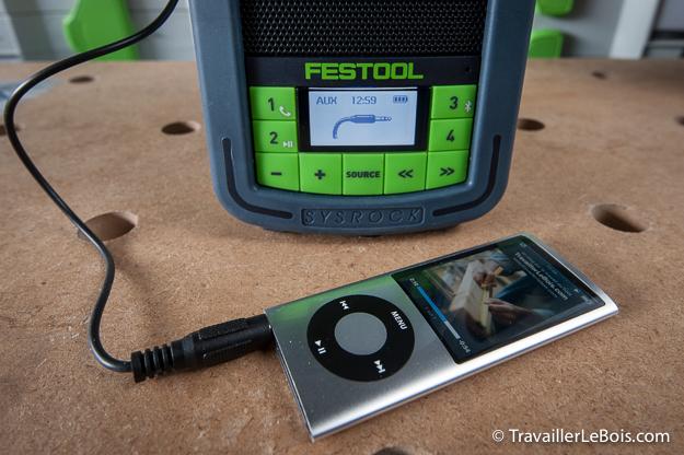 La radio de chantier Festool SYSROCK BR 10 Festool_sysrock_br_10-36