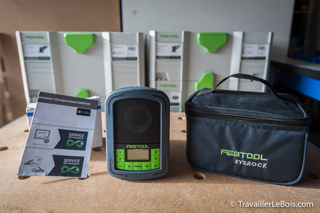 La radio de chantier Festool SYSROCK BR 10 Festool_sysrock_br_10-4