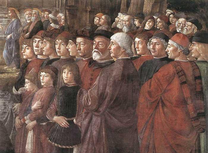 Fra Cipolla e la penna dell'Arcangelo Gabriele Sistenechapel1700