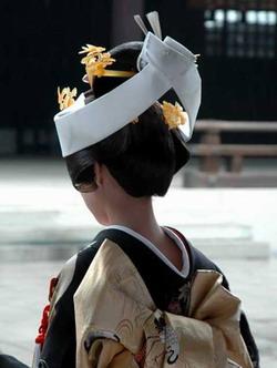 Cérémonie du mariage au Japon Japon64