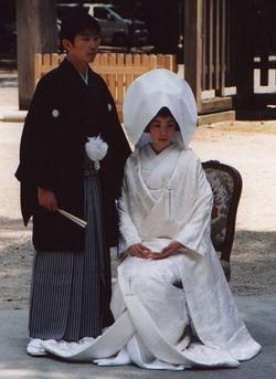 Cérémonie du mariage au Japon Japon65