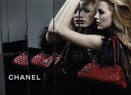 Leighton per Missoni Blake_Lively_ad-campaign_Chanel
