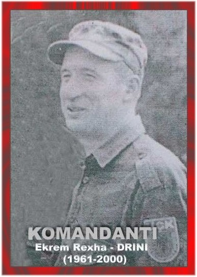 Kush vrau Shqiptare pas luftes ne Kosove ?! KOMANDANT-Ekrem-Rexha-DRINI