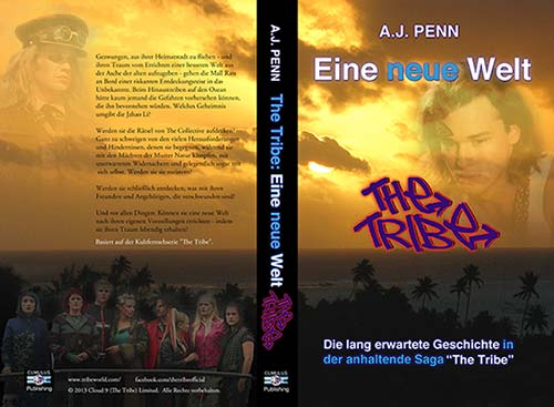 The Tribe: Eine neue Welt The-tribe-eine-neue-welt-front-back-book1