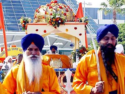 Guru Ram Das Ashram in LA W3
