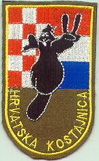 insignes Croate H.V et H.V.O 1991/1995 Cr122