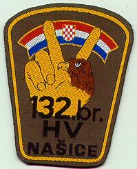 insignes Croate H.V et H.V.O 1991/1995 Cr170