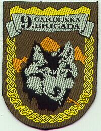 insignes Croate H.V et H.V.O 1991/1995 Cr173