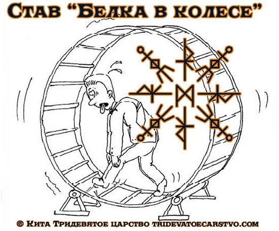 """став - Став """"Белка в колесе"""" от Кита  Belka-v-kolese"""
