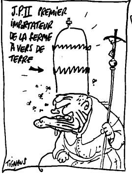 Cabu, Wolinski, Charb, Tignous et Honoré... Je suis Charlie Pape-Tignous