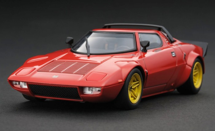 La ou les autos de tourisme qui vous font rêver - Page 3 Lancia-stratos-8131