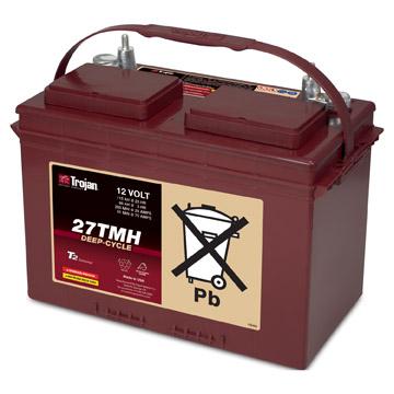 VENDU - Batterie Trojan à vendre TRJN_27TMH_LR