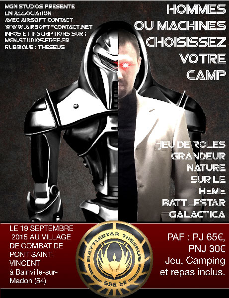 GN Battlestar Théséus 2015 Affichecylon3