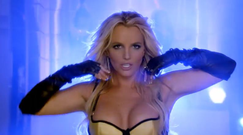 Qui -suis -je - ajonc -30 mars trouvé par Paul  Britney-Spears-Work-Bitch