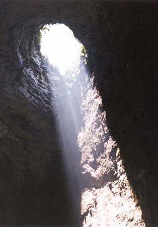 Des cavernes sur Mars ? Insidecave
