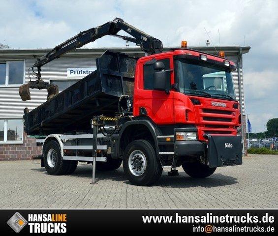 scania 4x 4 truck 1447_5308300124752
