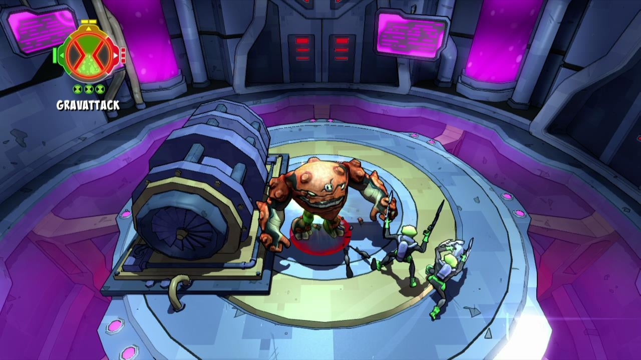 Ben 10 Omniverse 2 The Video Game - Page 3 023659