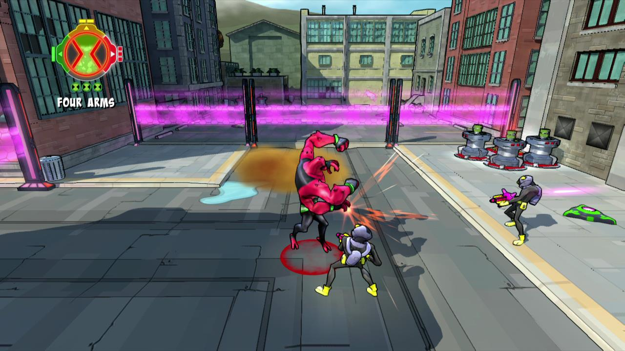 Ben 10 Omniverse 2 The Video Game - Page 3 023660