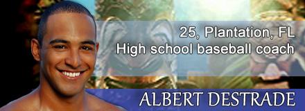 Survivor South Pacific Albert