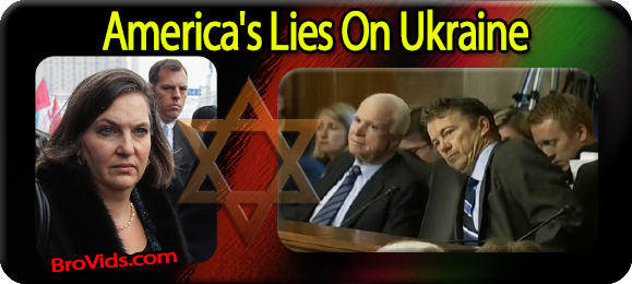 Brother Nathanael : America's Lies On Ukraine Bnprodamericaliesukraine