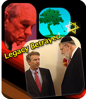 Rand Paul Grovels For Jewish Vote Unlikefather1