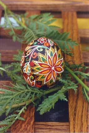 Farbanje jaja kao umetnost 1