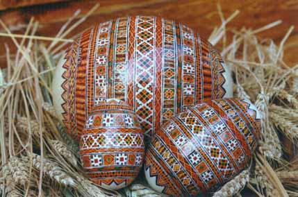 Farbanje jaja kao umetnost 12