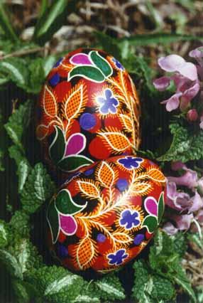 Farbanje jaja kao umetnost 4