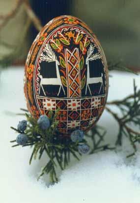 Farbanje jaja kao umetnost 7