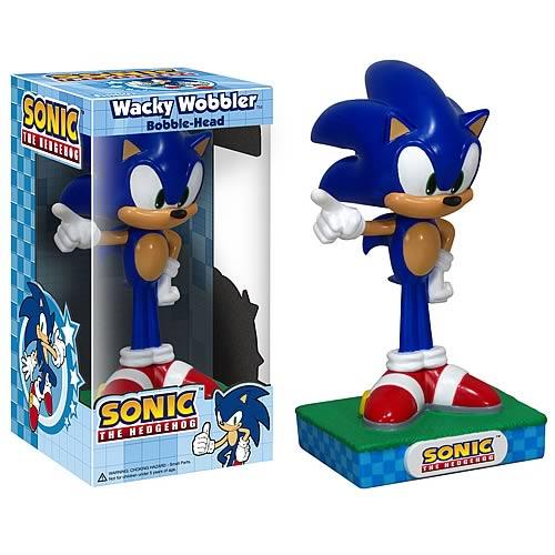 Un bobblehead Sonic ! Bobblehead