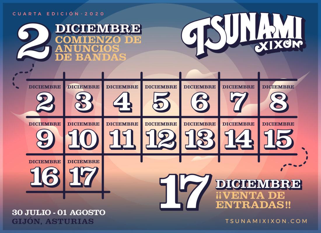 TSUNAMI XIXÓN 2021: The Hellacopters, Sum 41, La Polla Records, Clutch, Frank Carter, Lagwagon TX20-Calendario-1100x800