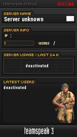 License To Kill TeamSpeak Viewer