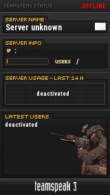 NBK/Teamspeak Server TeamSpeak Viewer