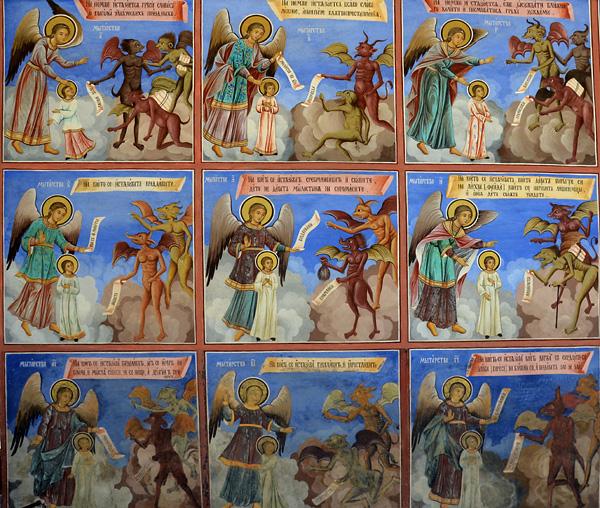 Pravoslavne crkve Ljudski-grehovi