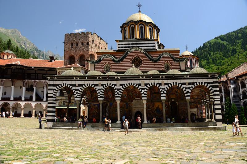 Pravoslavne crkve Rilski-Manastir