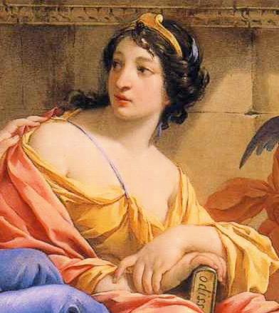Grčka mitologija - Page 10 Kaliopa