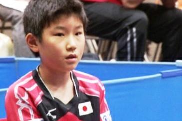 11-летний японец потряс своей игрой всех на турнире 2015 Safir International HARIMOTO