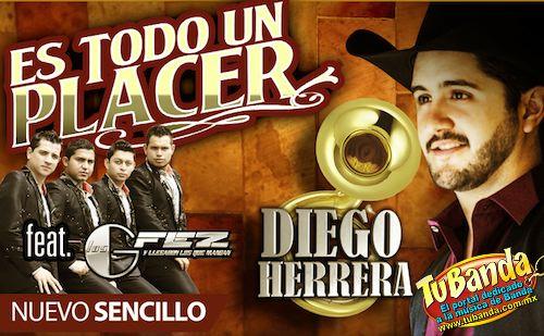 Diego Herrera ft Los G-fez - Es todo un placer Diegoh