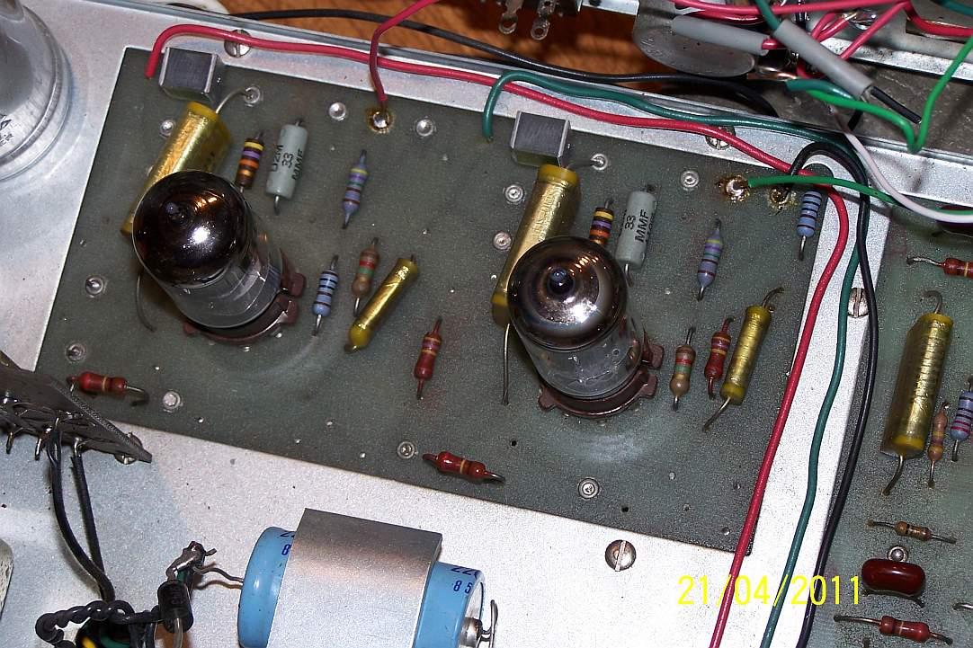 Dynaco PAS 3 Mods Bobpas8