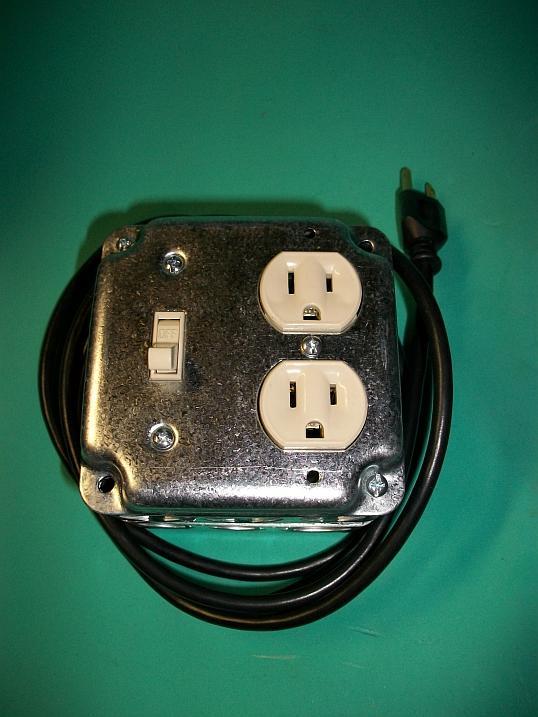 Inexpensive Line Voltage changer Bucker6