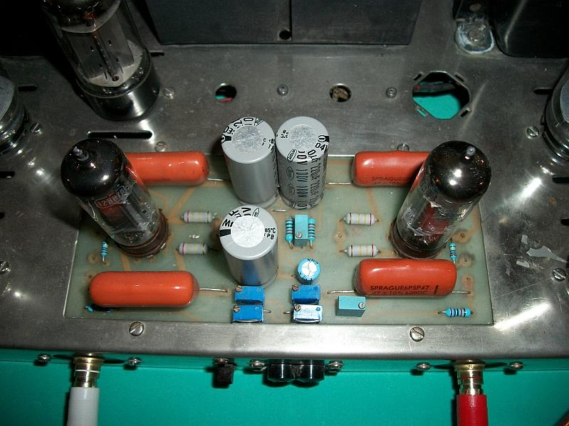 Unknown ST-70 Circuit Board Toppbc