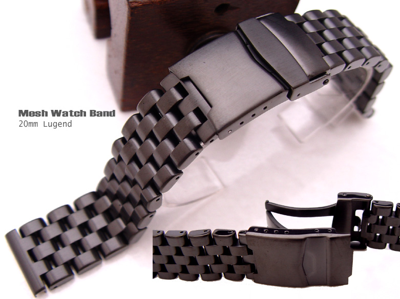 FS: 20mm,22mm-316L Solid Stainless Steel Engineer Band Design for SEIKO, $56up     TAT-SS20-009BDIPT
