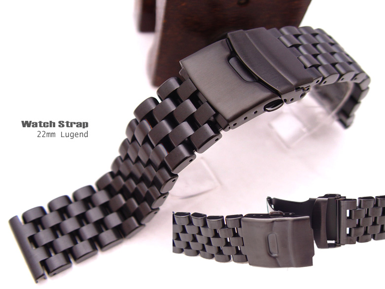 FS: 20mm,22mm-316L Solid Stainless Steel Engineer Band Design for SEIKO, $56up     TAT-SS22-009BIPT