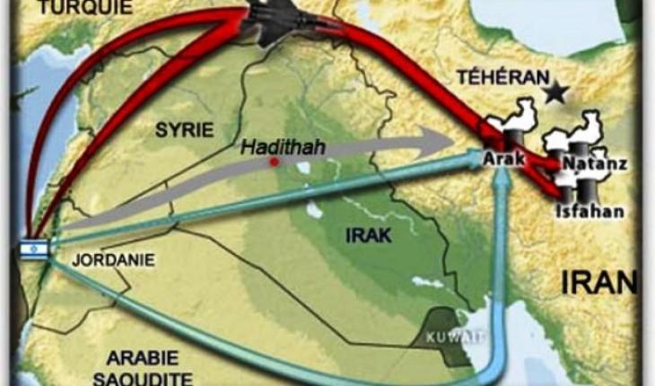 Frappes aériennes d'Israël contre l''Iran Israel-attaque-liran-%C3%A0-travers-larabie-730x430