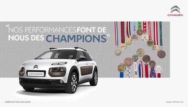 [INFORMATION] Citroën/DS Afrique et Moyen-Orient - Les news - Page 9 Citroen-Tunis